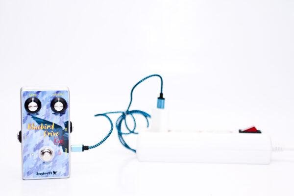 Songbird FX - Bluebird Drive Ge - Germanium Overdrive Pedal