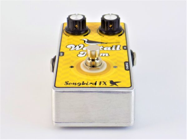 songbirdfx songbird fx wagtail trem optical tremolo usb rechargeable