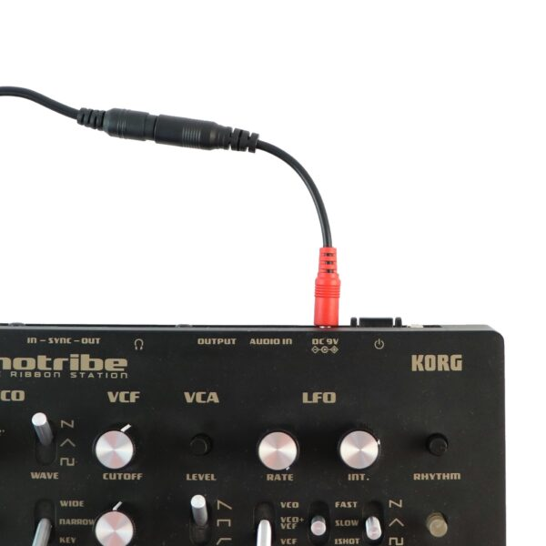 power supply korg ka-350 casio ad-e95100 adapter cable boss psa pedal birdcord usb to 9 volt converter cable songbird fx monotribe battery power bank